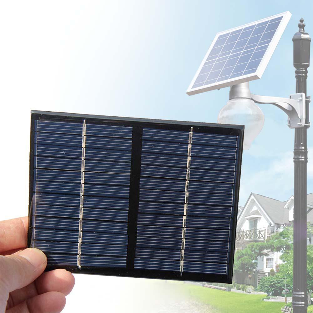 1 5 5w 12v solar panel diy powered models small cell. Black Bedroom Furniture Sets. Home Design Ideas