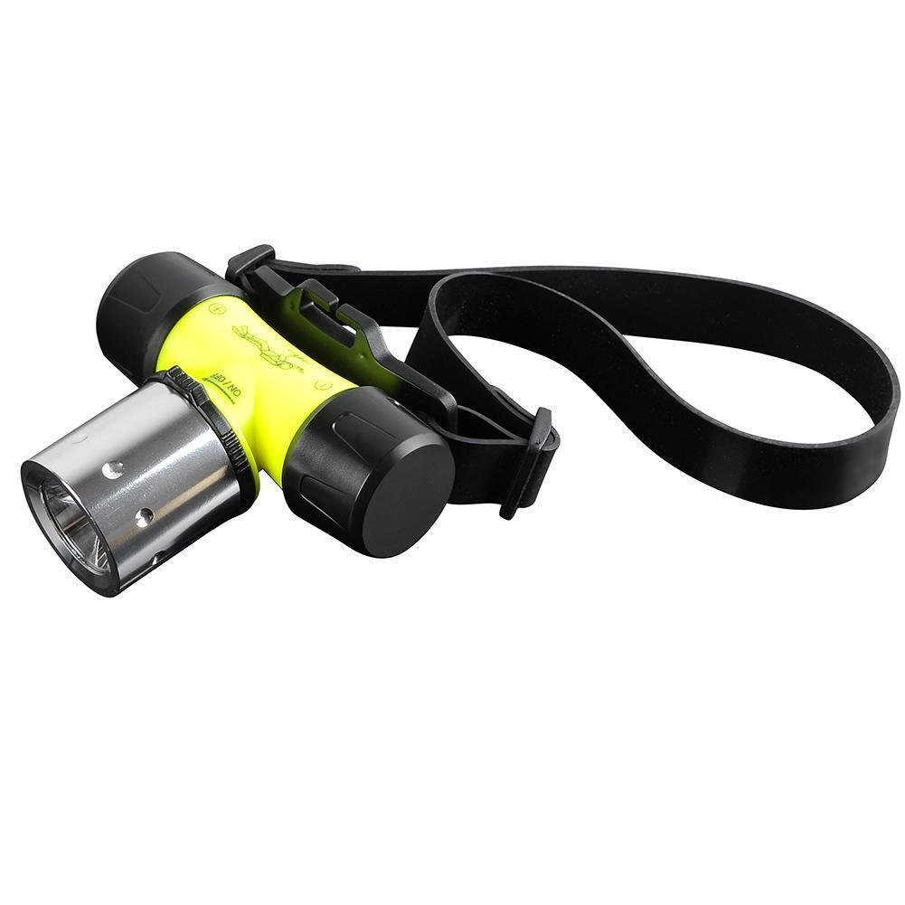 Waterproof 3000Lumen CREE XML T6 LED Diving Swimming ...