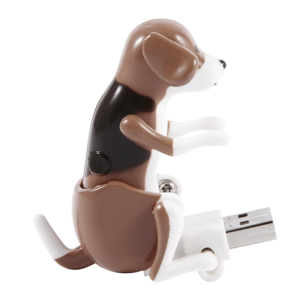 Details about Funny USB Electronic Pet Dog Walking Moving Dog Toy Relief  Stress Kids Gift BE