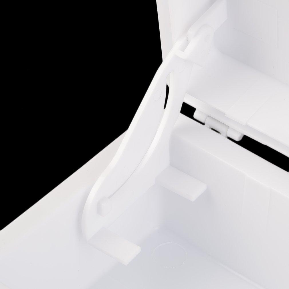 Pro Esterilizador de u/ñas Bandeja Desinfecci/ón Pedicura Manicura Caja de esterilizaci/ón